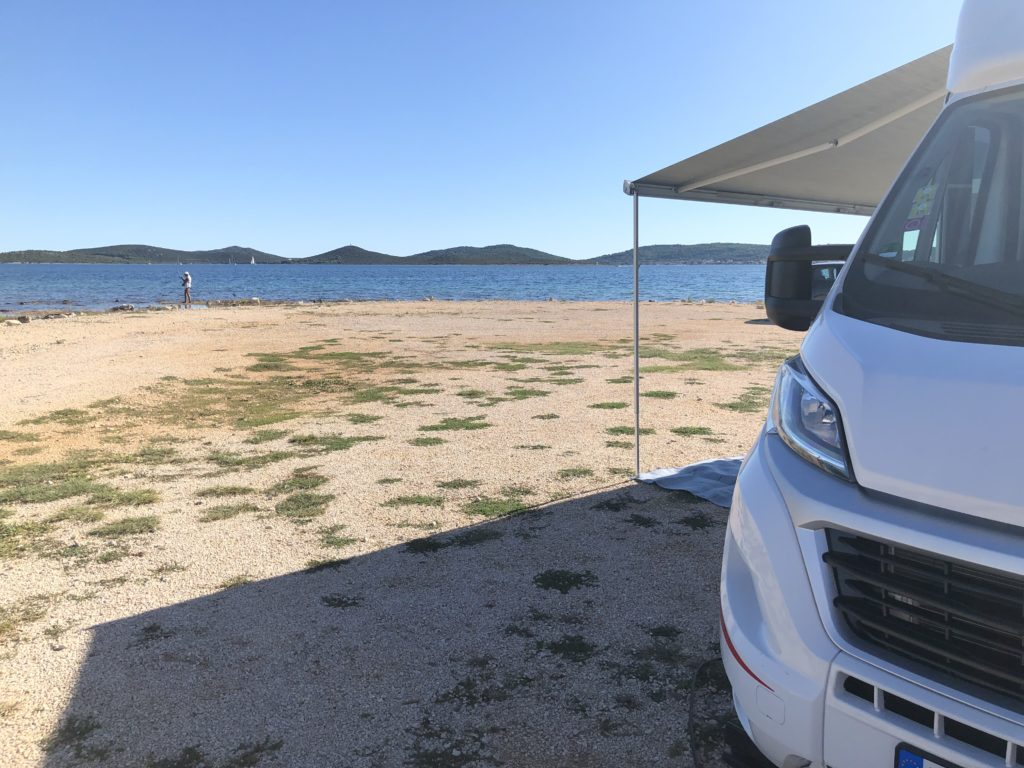 Mit dem Wohnmobil durch Kroatien 2019 - Dies war die erste grosse Reise 33
