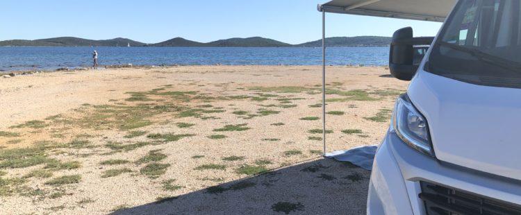 Mit dem Wohnmobil durch Kroatien 2019 – Dies war die erste grosse Reise