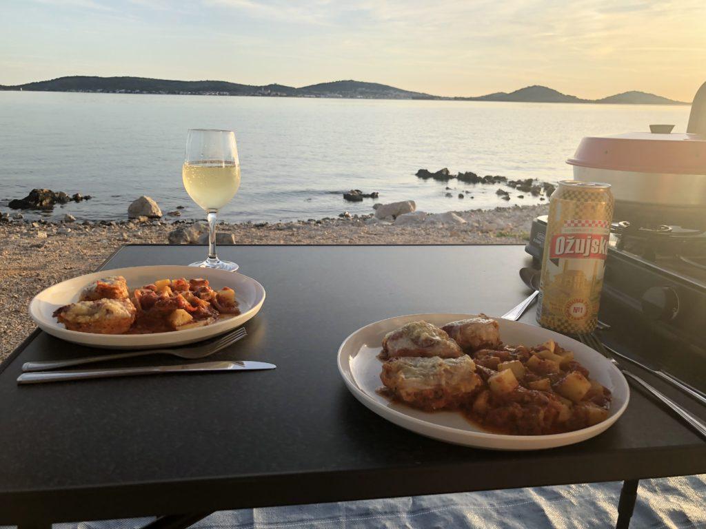 Mit dem Wohnmobil durch Kroatien 2019 - Dies war die erste grosse Reise 38