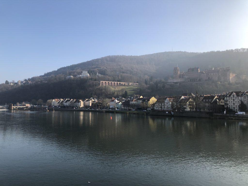 Auf den Spuren des Heidelbär - Mit dem Wohnmobil nach Heidelberg 6