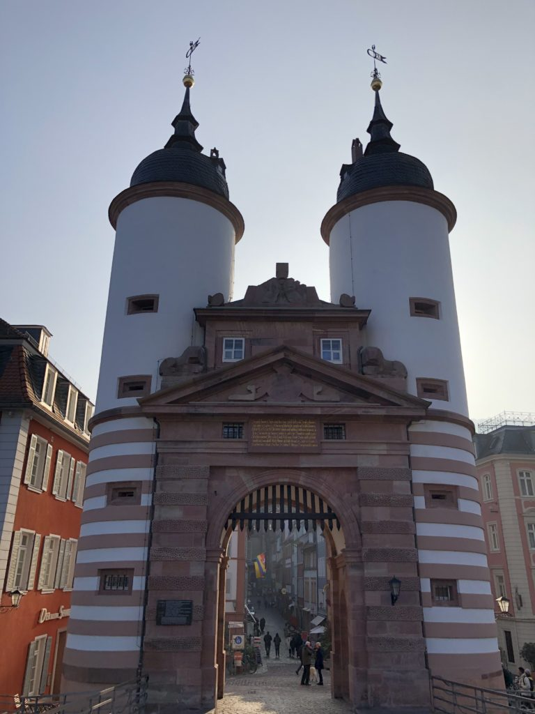 Auf den Spuren des Heidelbär - Mit dem Wohnmobil nach Heidelberg 9