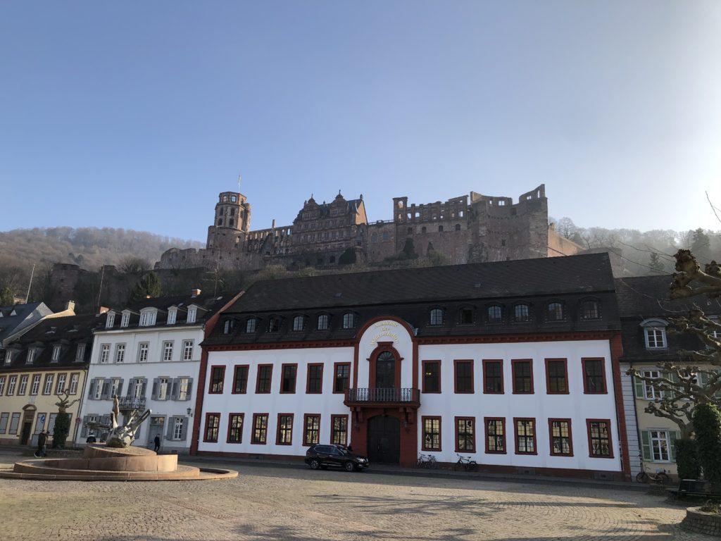 Auf den Spuren des Heidelbär - Mit dem Wohnmobil nach Heidelberg 14
