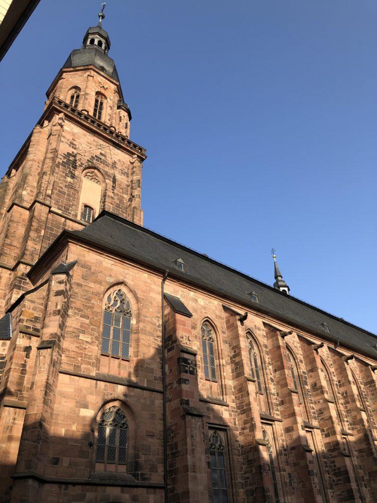 Auf den Spuren des Heidelbär - Mit dem Wohnmobil nach Heidelberg 16