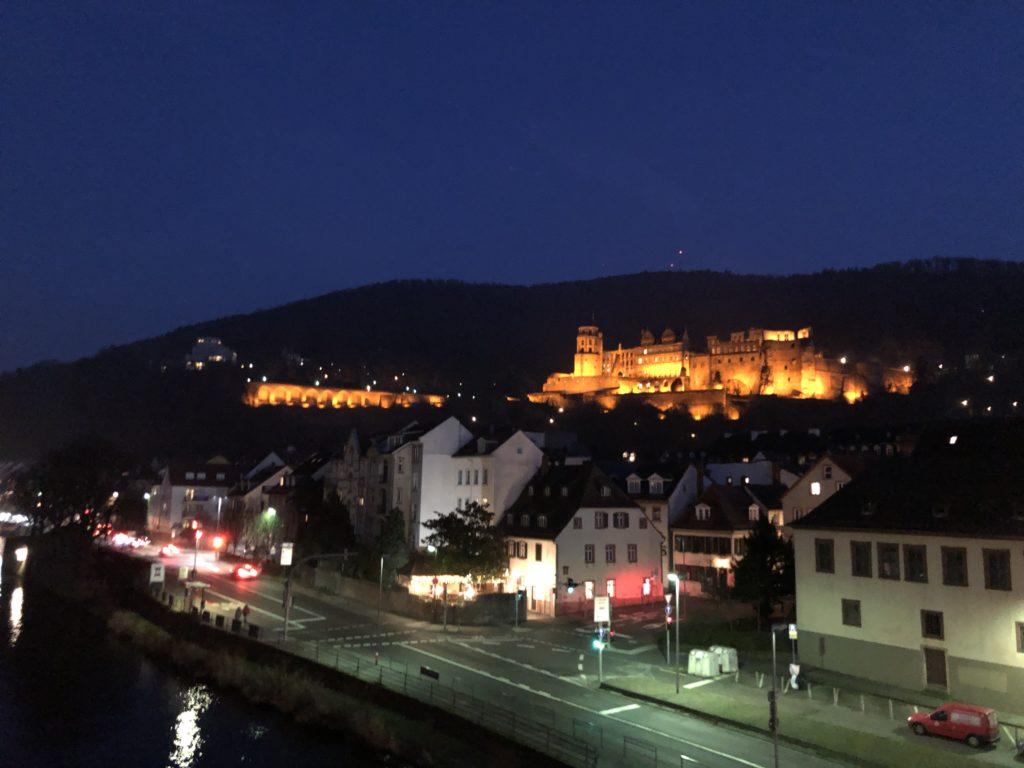 Auf den Spuren des Heidelbär - Mit dem Wohnmobil nach Heidelberg 19