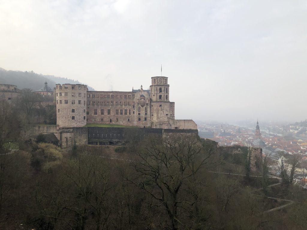 Auf den Spuren des Heidelbär - Mit dem Wohnmobil nach Heidelberg 21