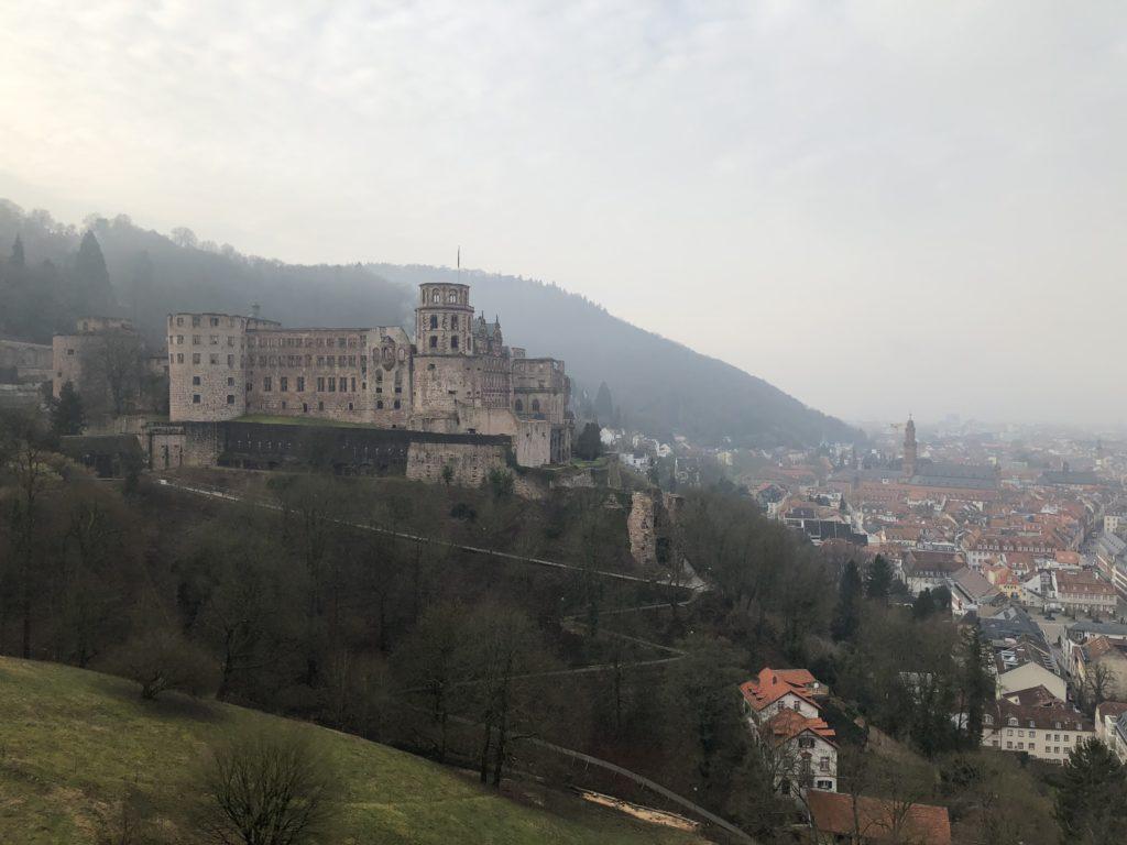 Auf den Spuren des Heidelbär - Mit dem Wohnmobil nach Heidelberg 22