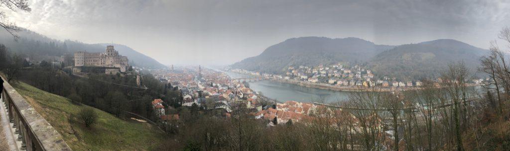 Auf den Spuren des Heidelbär - Mit dem Wohnmobil nach Heidelberg 20