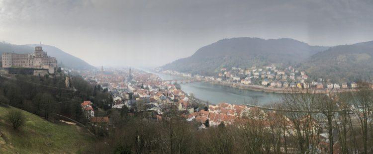 Auf den Spuren des Heidelbär – Mit dem Wohnmobil nach Heidelberg