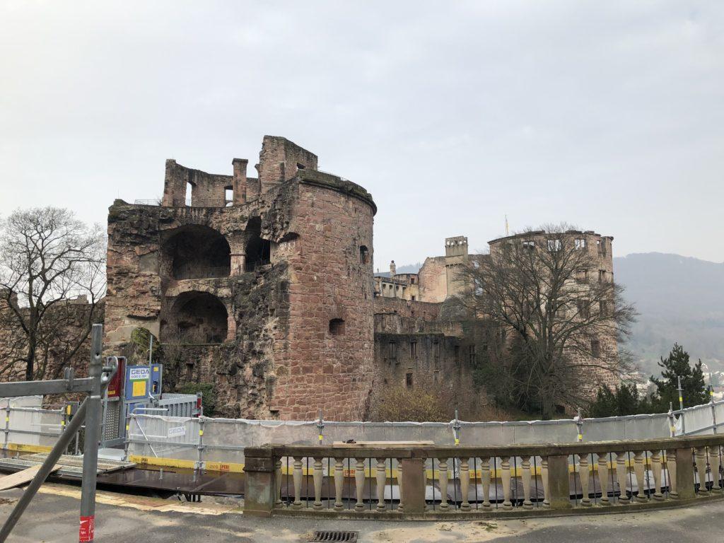 Auf den Spuren des Heidelbär - Mit dem Wohnmobil nach Heidelberg 25