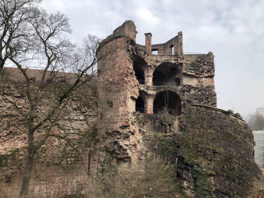 Auf den Spuren des Heidelbär - Mit dem Wohnmobil nach Heidelberg 26