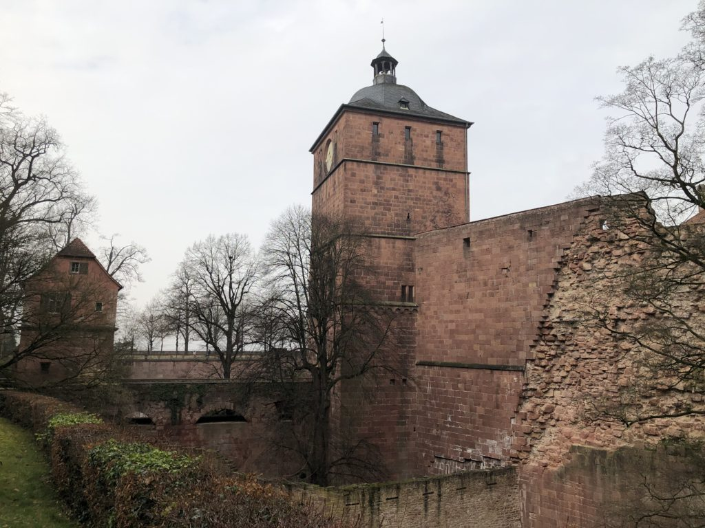 Auf den Spuren des Heidelbär - Mit dem Wohnmobil nach Heidelberg 32