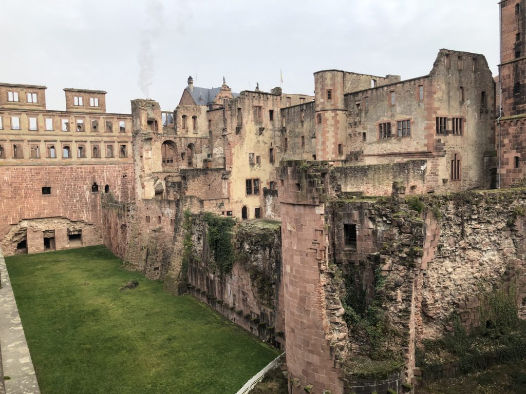 Auf den Spuren des Heidelbär - Mit dem Wohnmobil nach Heidelberg 31