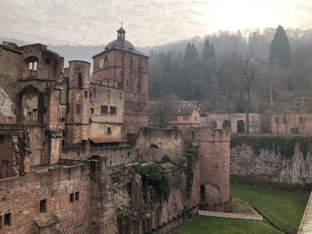 Auf den Spuren des Heidelbär - Mit dem Wohnmobil nach Heidelberg 30