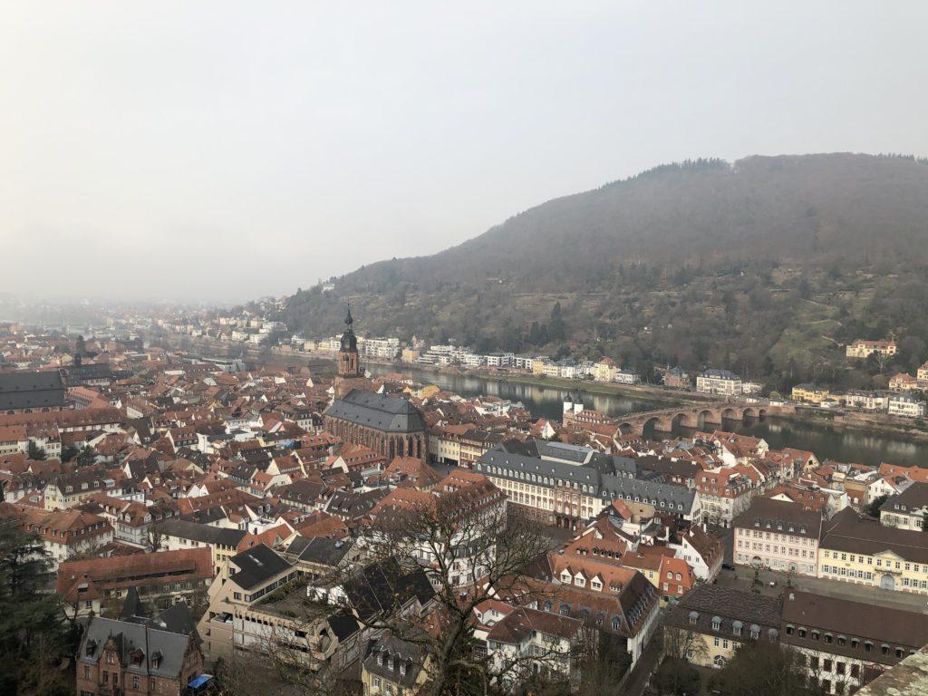 Auf den Spuren des Heidelbär - Mit dem Wohnmobil nach Heidelberg 28