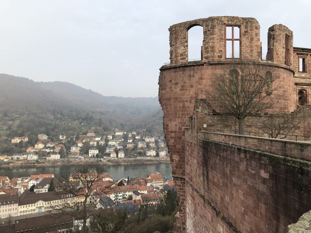 Auf den Spuren des Heidelbär - Mit dem Wohnmobil nach Heidelberg 27