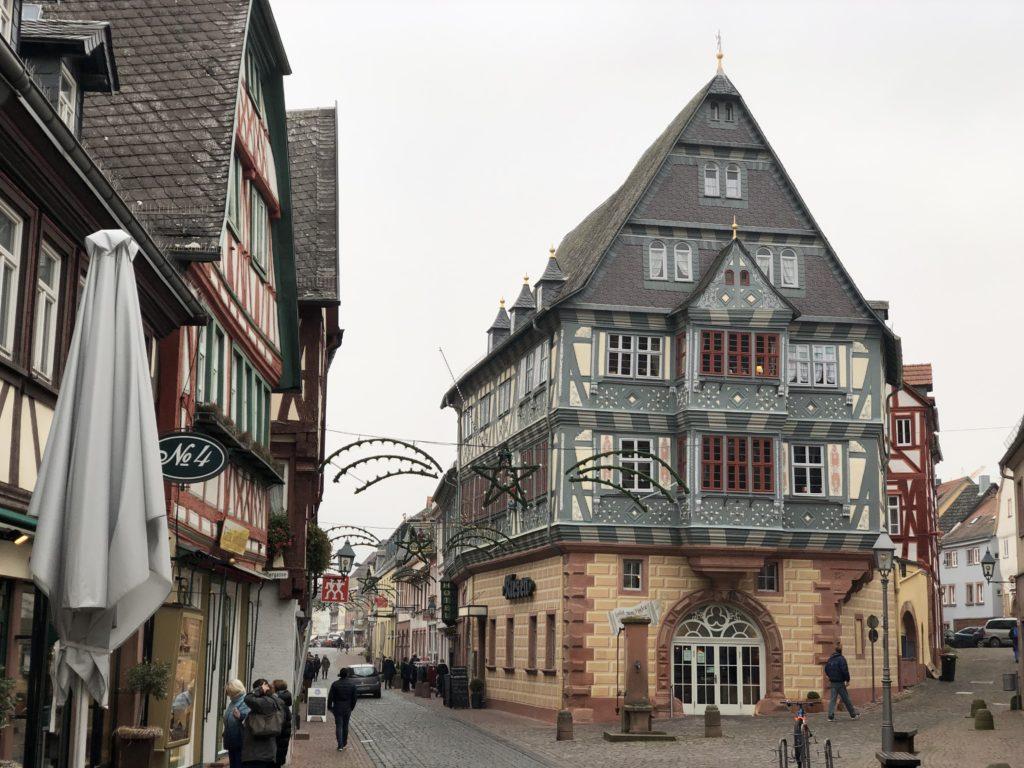 Auf den Spuren des Heidelbär - Mit dem Wohnmobil nach Heidelberg 34