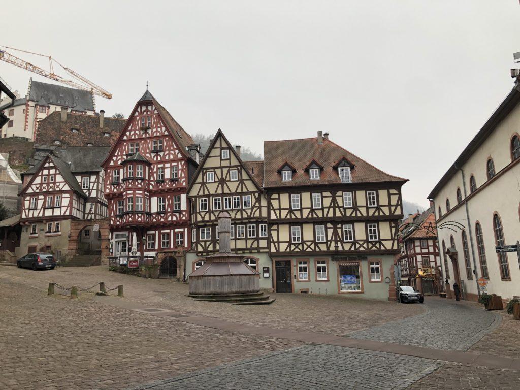 Auf den Spuren des Heidelbär - Mit dem Wohnmobil nach Heidelberg 36