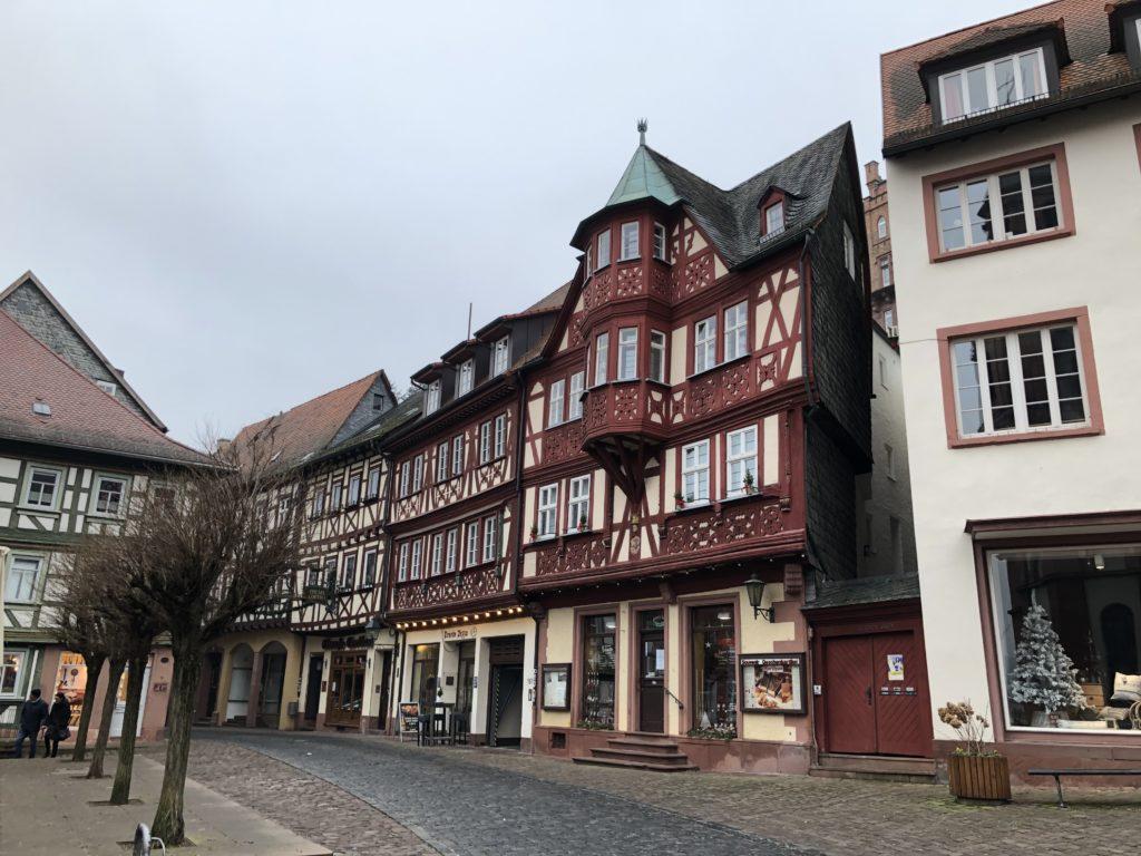 Auf den Spuren des Heidelbär - Mit dem Wohnmobil nach Heidelberg 38
