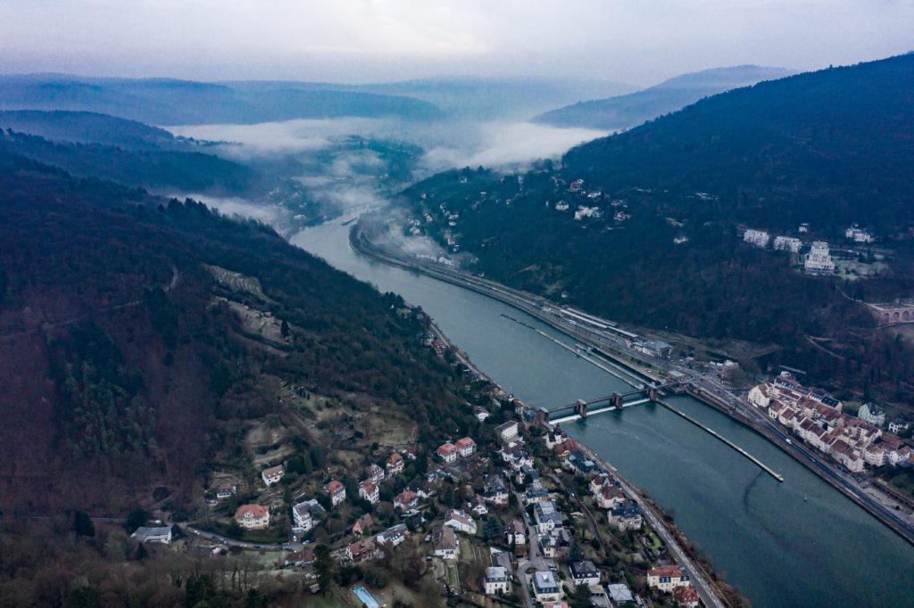 Auf den Spuren des Heidelbär - Mit dem Wohnmobil nach Heidelberg 1