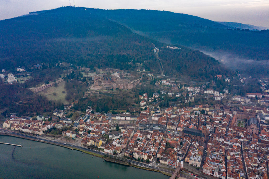 Auf den Spuren des Heidelbär - Mit dem Wohnmobil nach Heidelberg 2