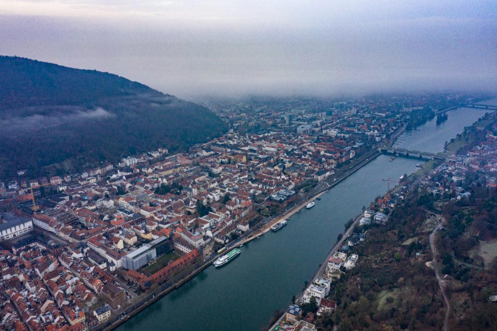 Auf den Spuren des Heidelbär - Mit dem Wohnmobil nach Heidelberg 3