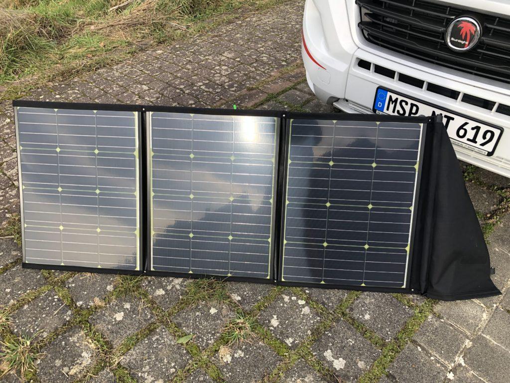 Lithium Batterie im Wohnmobil 1