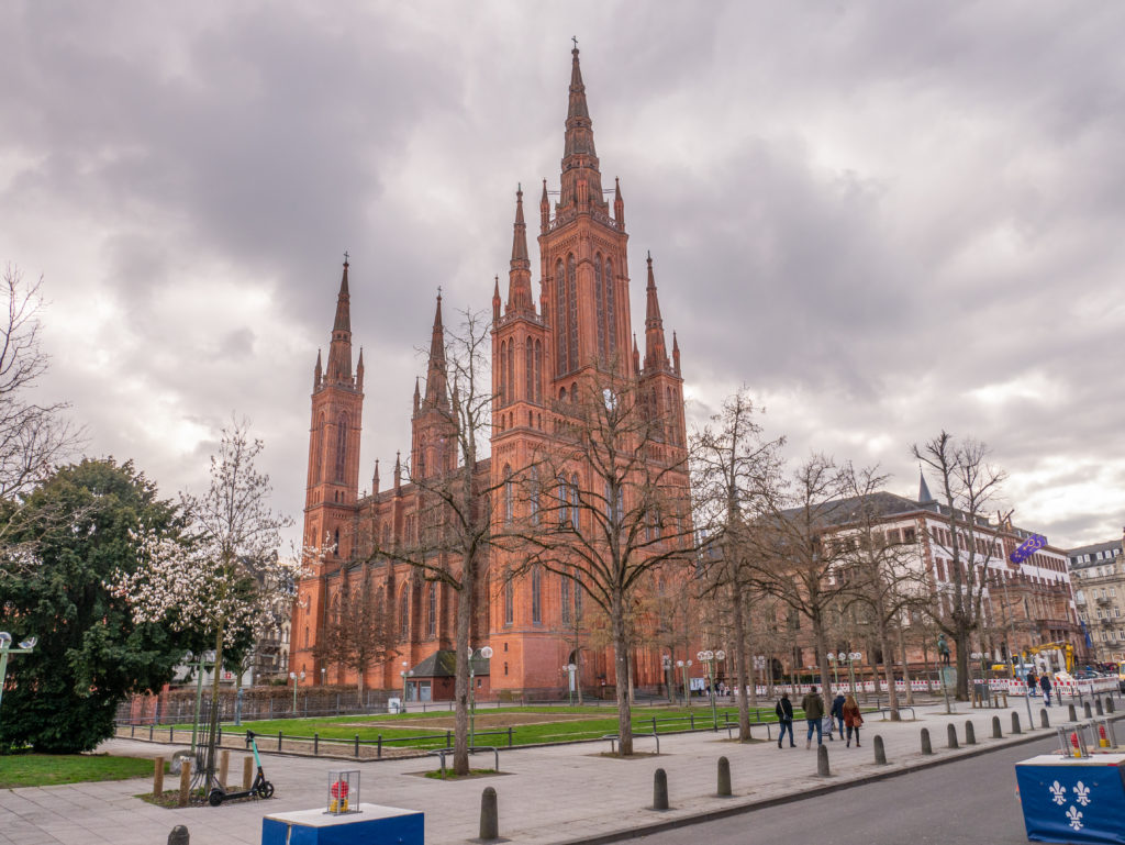 Wiesbaden Dom