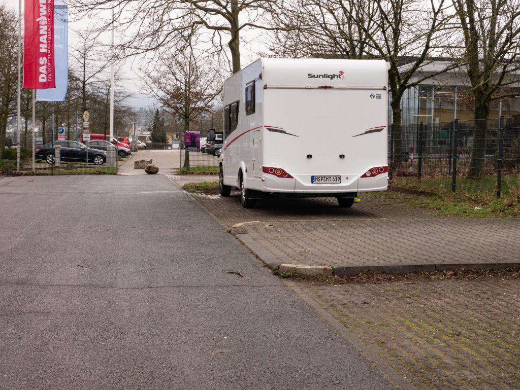 Wohnmobil Wiesbaden Stellplatz