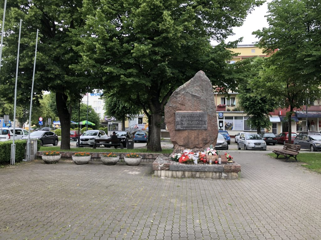 Stadtbummel in Lötzen Polen