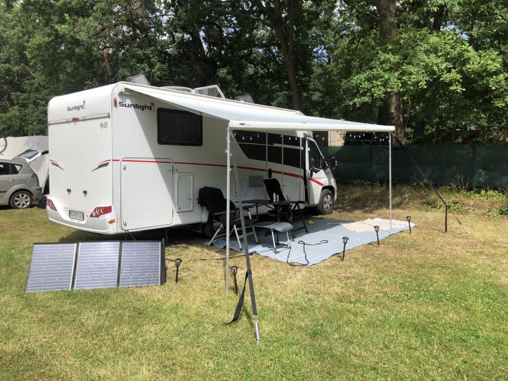 Camping am Sonnenbad
