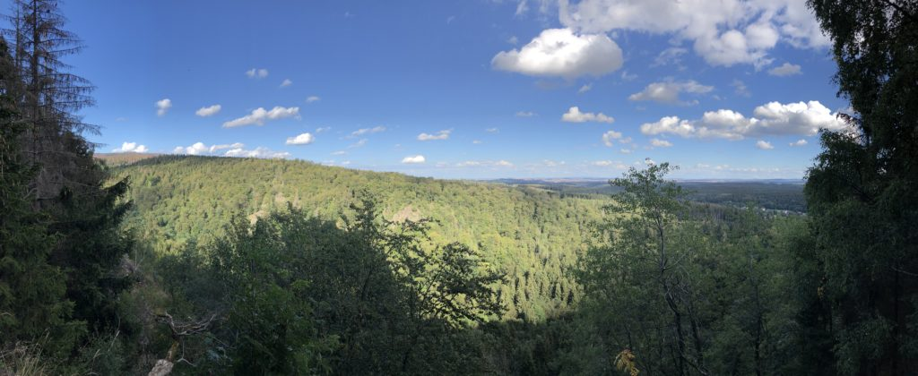 Wir waren im Harz - Mit dem Wohnmobil ins Gebirge 1