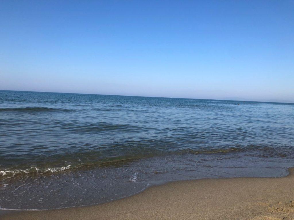 Meer in der Toskana