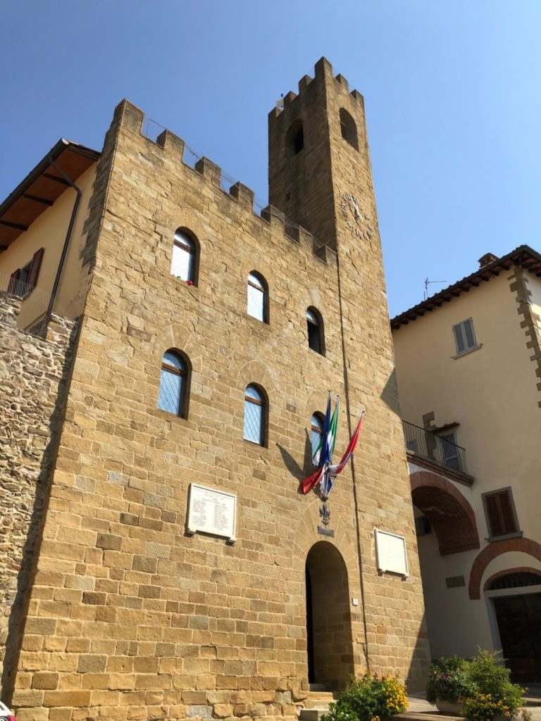Fattoria la Vialla in Italien