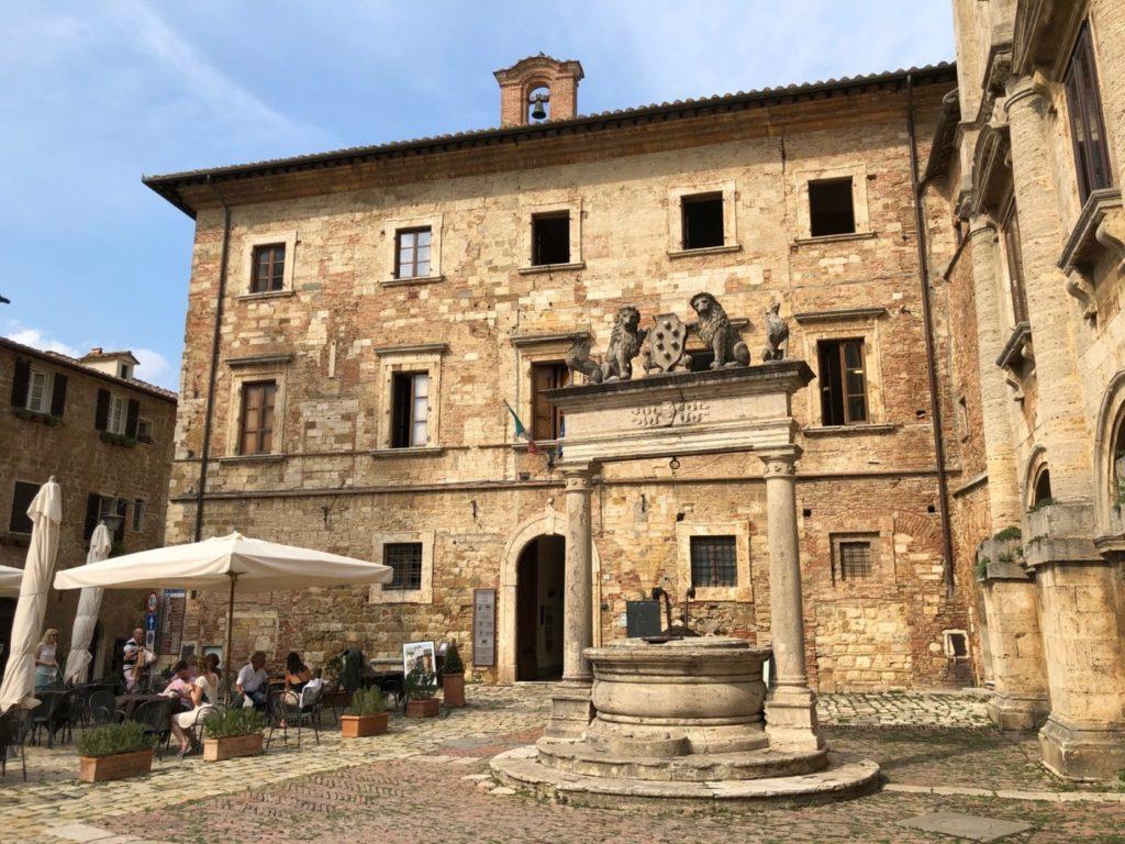Montepulciano Italien