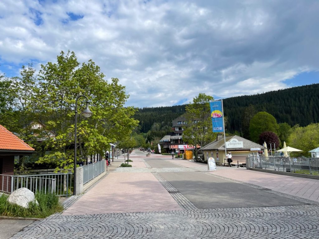 Wohnmobil Schwarzwald freistehen