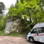 Schwarzwald mit dem Wohnmobil - Freistehen mit bester Aussicht