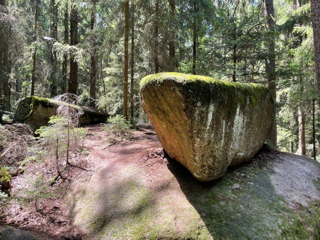 felsenlabyrinth Fichtelgebirge