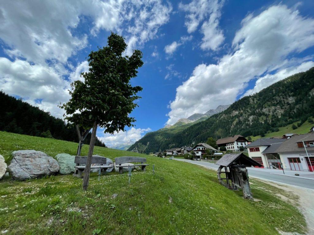 Wohnmobil durch Slowenien