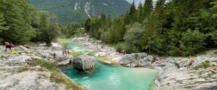 Eine Wohnmobil-Reise durch Slowenien