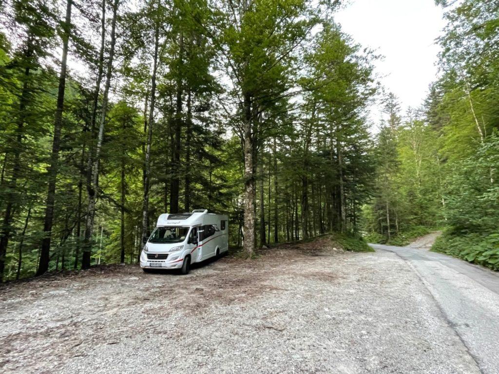 Wohnmobil Slowenien